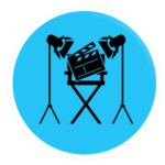 video production picture icon